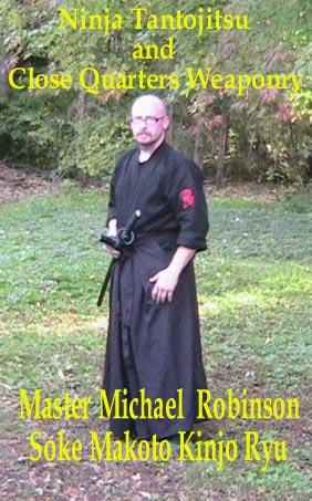 Master Michael Robinson