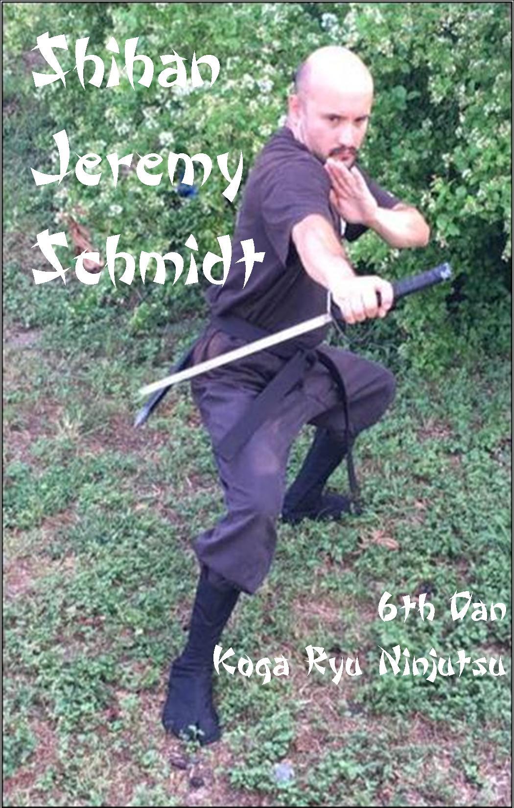 Shihan Jeremy Schmidt